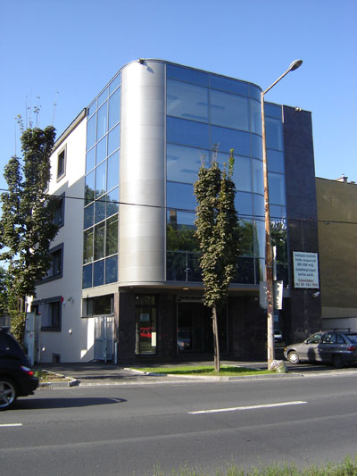 Center Kft. épület