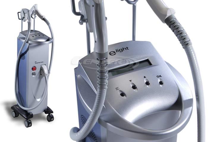 Syneron-Candela eLight elos technológiás IPL szőrtelenítő gép