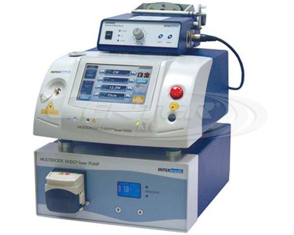 INTERmedic MULTIDIODE ENDO™ lézer berendezés lézeres érműtétekhez