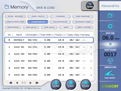 BISON Single Accento™ nagy kapacitású tárhely