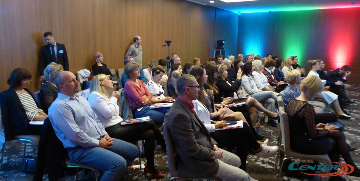 Apriline Mesterkurzus - több mint 50 résztvevővel